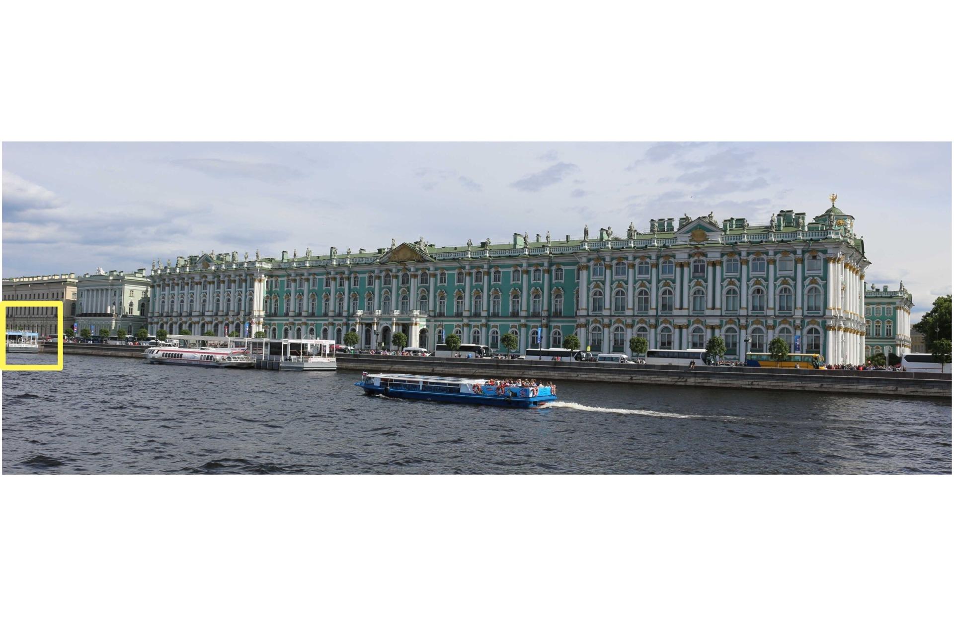 Как добраться до Дворцовой пристани на Дворцовой набережной, 36 - маршрут