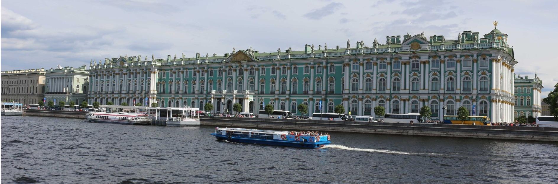 Дворцовая пристань на Дворцовой набережной, 36